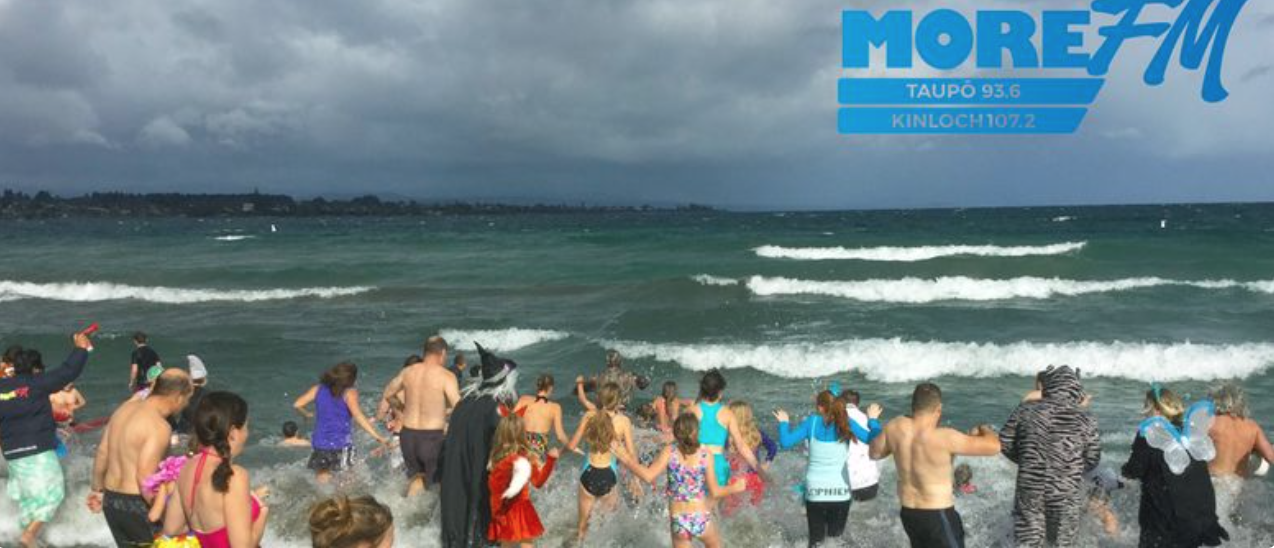 Taupo Mid Winter Swim Feature Image