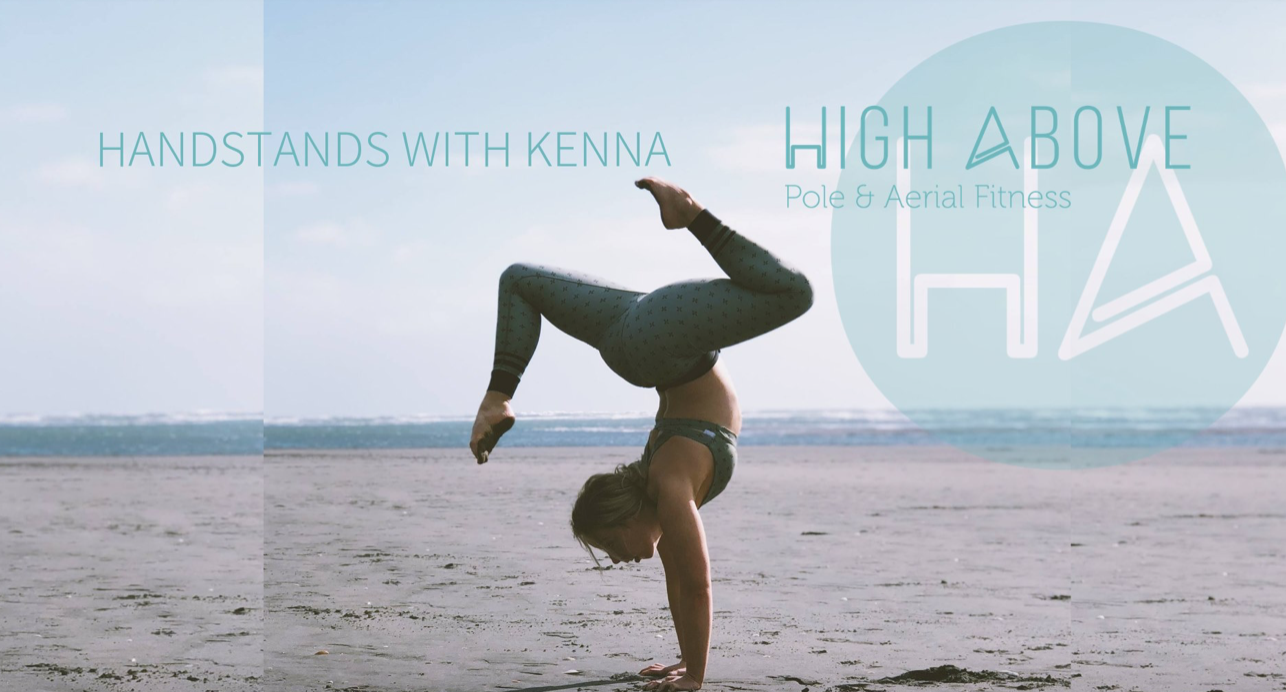 Handstands with Kenna  Feature Image