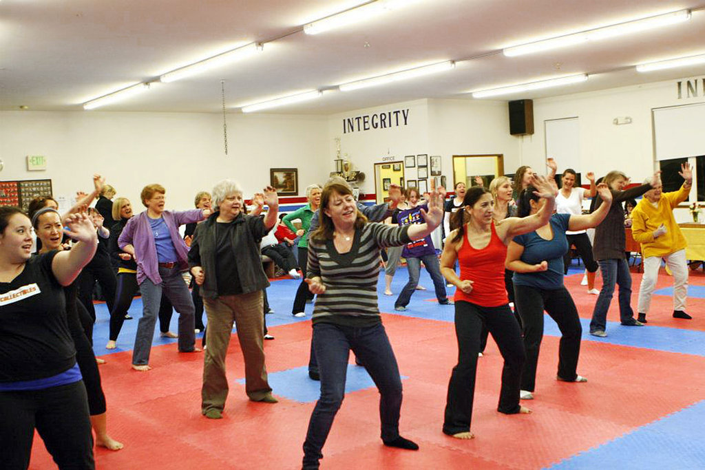 YWCA Self Defence Class (Part One) - Hamilton Feature Image